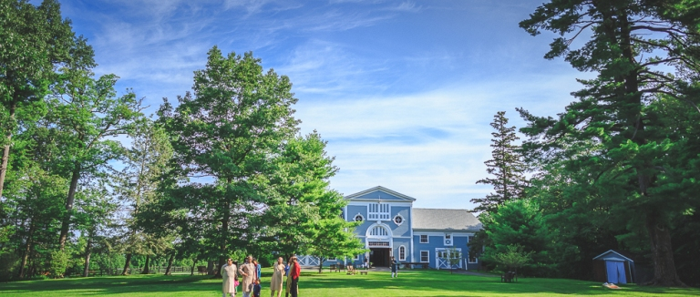 hudson valley weddings at the hill